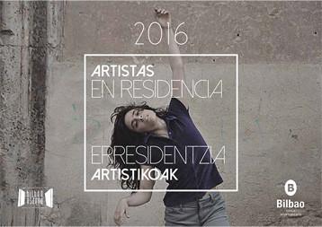 Artistas en Residencia 2016