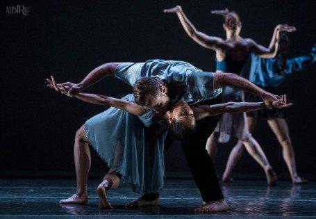 Diseño de iluminación para danza